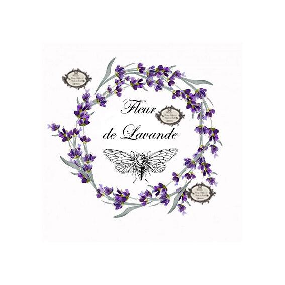 transfert 73 LAVANDE fleur de lavande copy