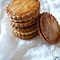 Biscuits beaux comme des princes (mais sans embrasser de crapaud)
