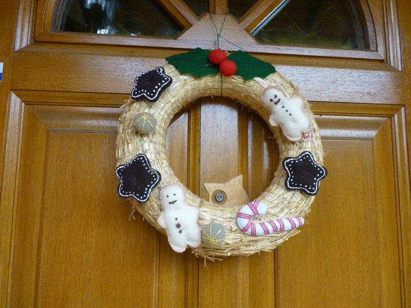 Couronne de Noël (1)