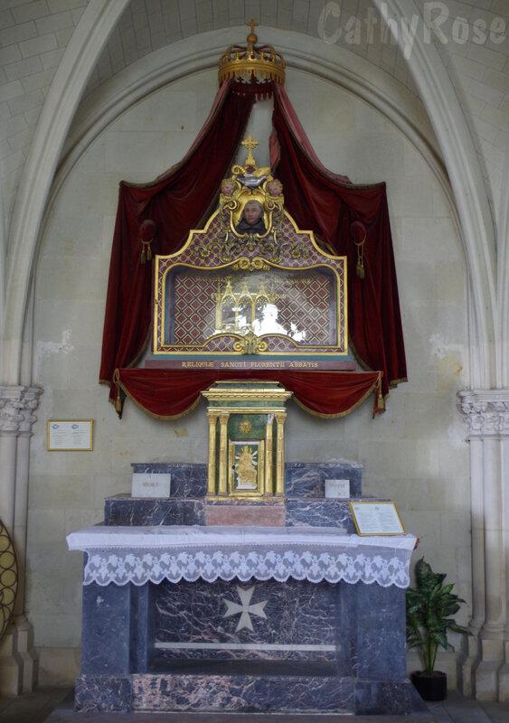 && abbatiale Saint Florent (16)