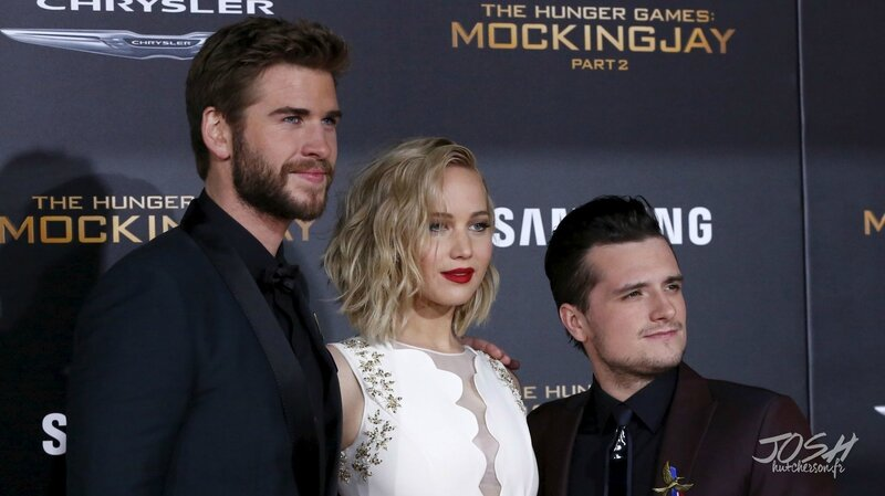 Hunger Games Mockingjay Part 2 Los Angeles Premiere 06