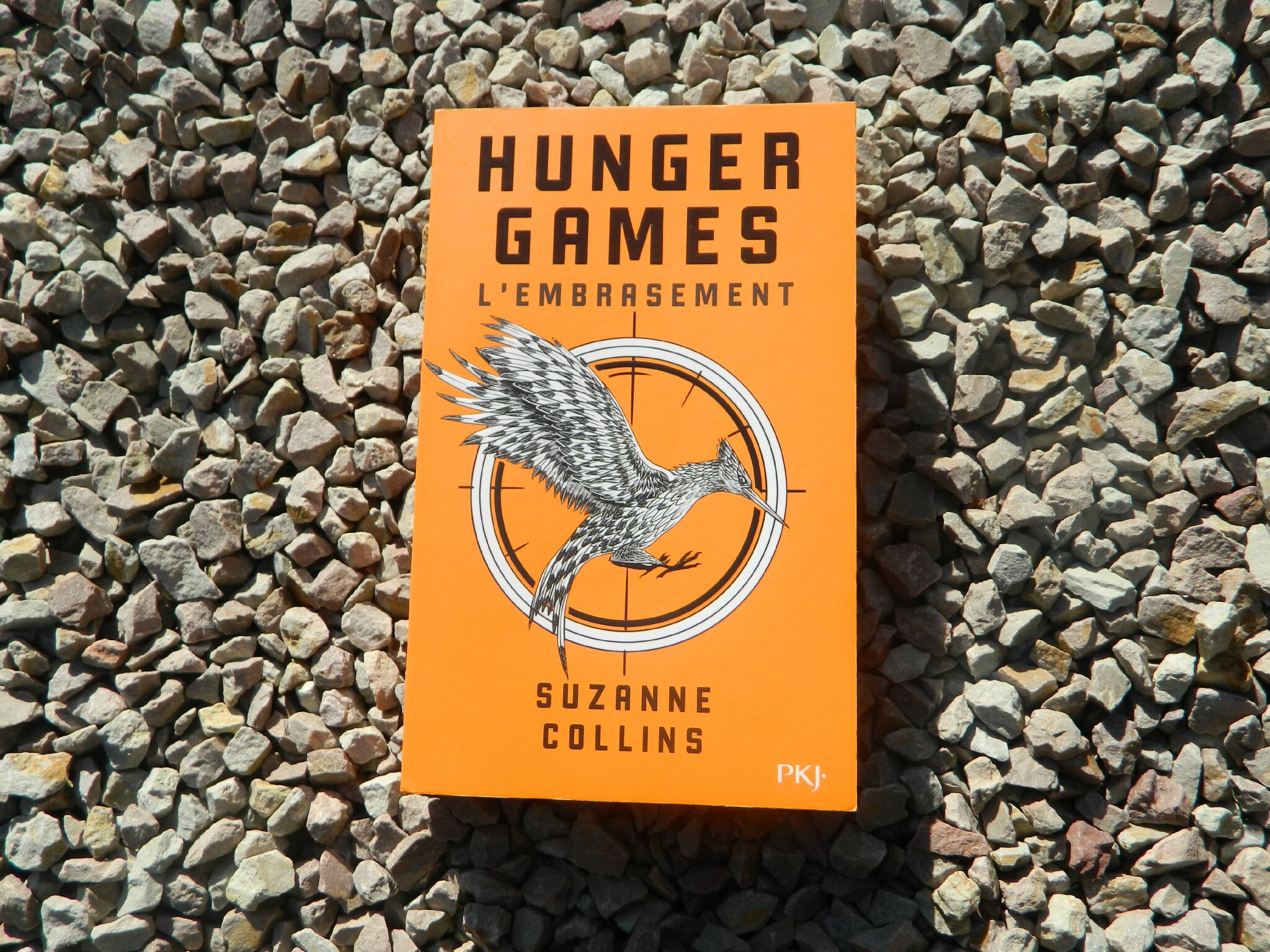 Hunger Games L'embrasement-Suzanne Collins
