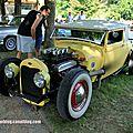 Ford hot rod model a sport coupé de 1929 (37ème internationales oldtimer meeting de baden-baden)