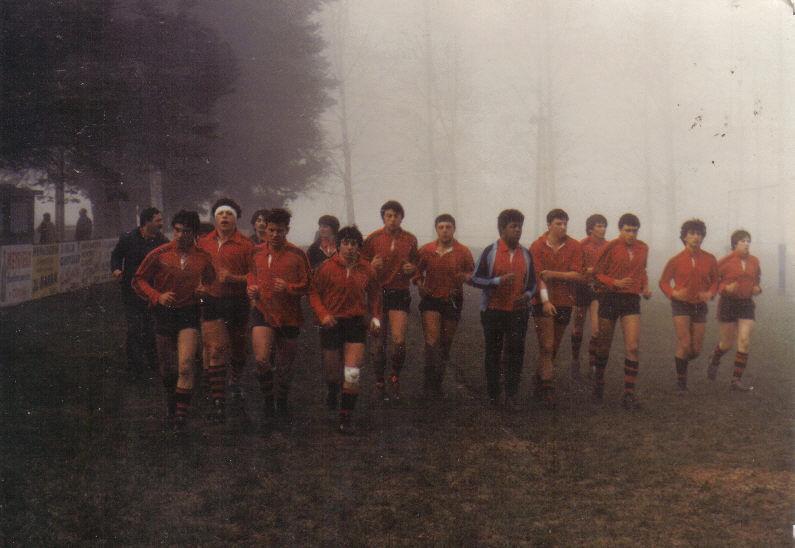 Vers 86-87, Juniors Danet / Castillon