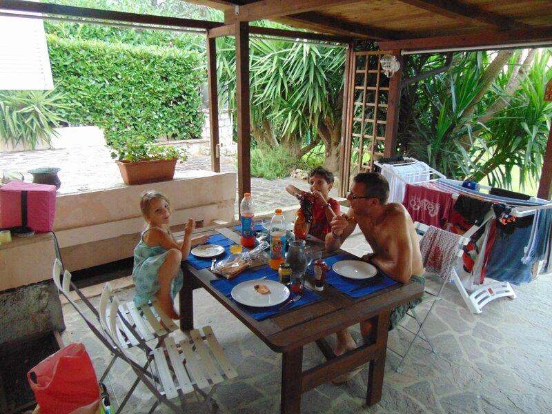1-Repas en terrasse