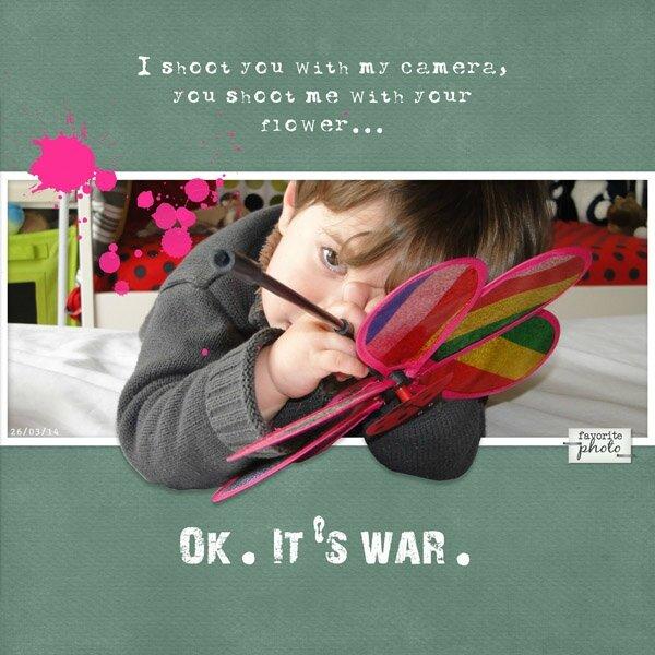 14-03 it's war