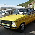 FORD Escort 1.3 Mk II Ghia 1979 Châtenois (1)