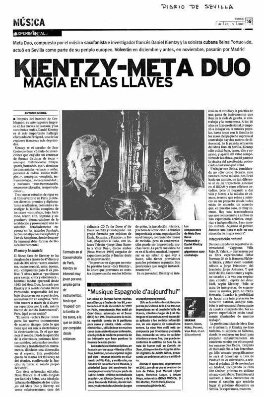 Presse espagnole 3
