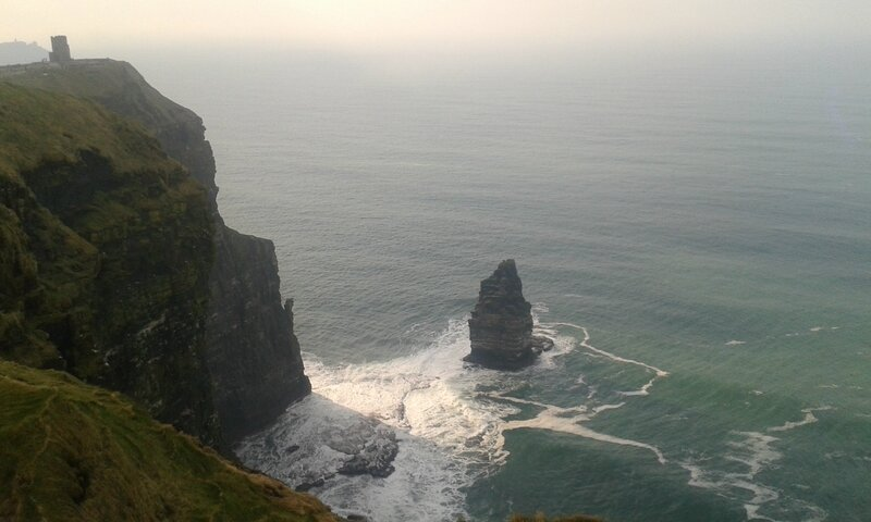 Cliffs of Moher Stack