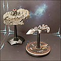 Battlefleet gothic commander - destroyer de classe cobra