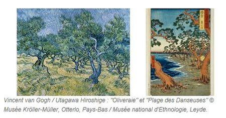Van Gogh et Hiroshige une double exposition à la Pinacothèque de Paris - Sorti_2013-01-26_09-35-33