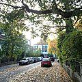 Le spleen de berne - un automne somptueux