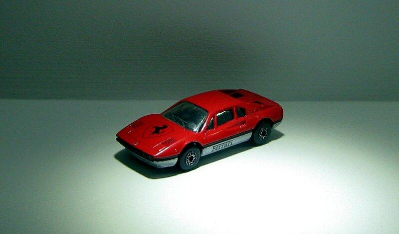 Ferrari 308 GTB (Matchbox)