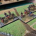 Les 50 nuances de rose - nuance n°38 = cavalerie macédonienne
