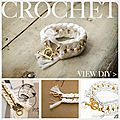 Diy - do it yourself : bracelet crochet