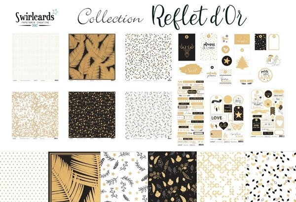 pack collection Reflet d'Or