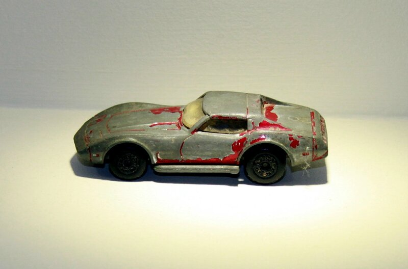 Chevrolet corvette (ref 62) Matchbox 02