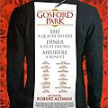 Gosford park - edition collector - 3 dvd