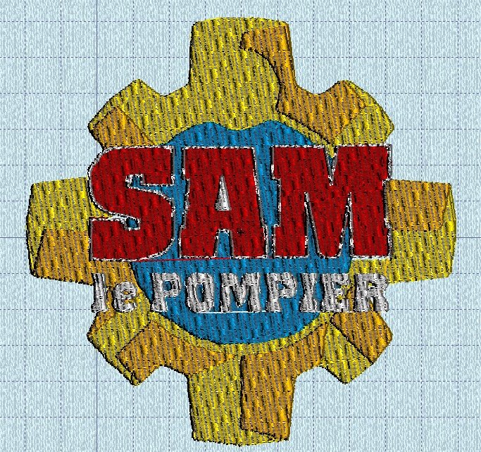 claudine sampompier2 machine