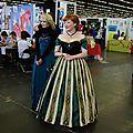 Cosplay Anna et Elsa par Vanta et Juman-Ji