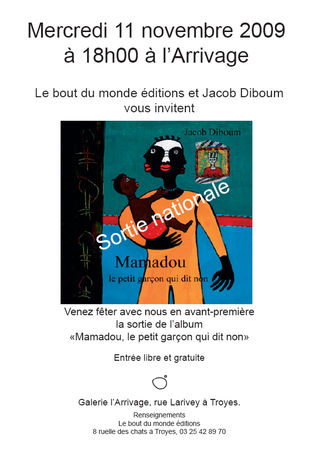 invitationMamadou
