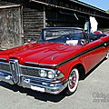 Edsel corsair continental kit convertible-1959