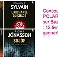 Concours quai du polar: plus de 10 romans policiers a gagner avec points!!