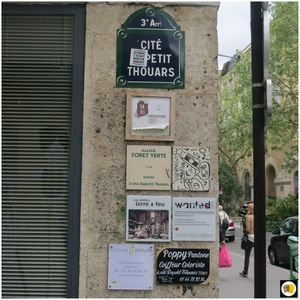 10 cité Dupetit Thouars