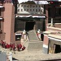 Le monastère de Sakya