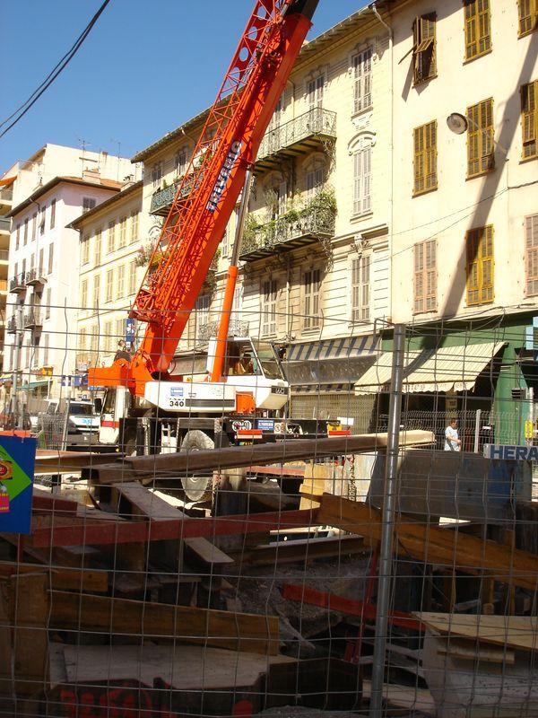chantier u tramway de nice N° 6 021