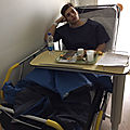 Ligament 2 - jour j opération