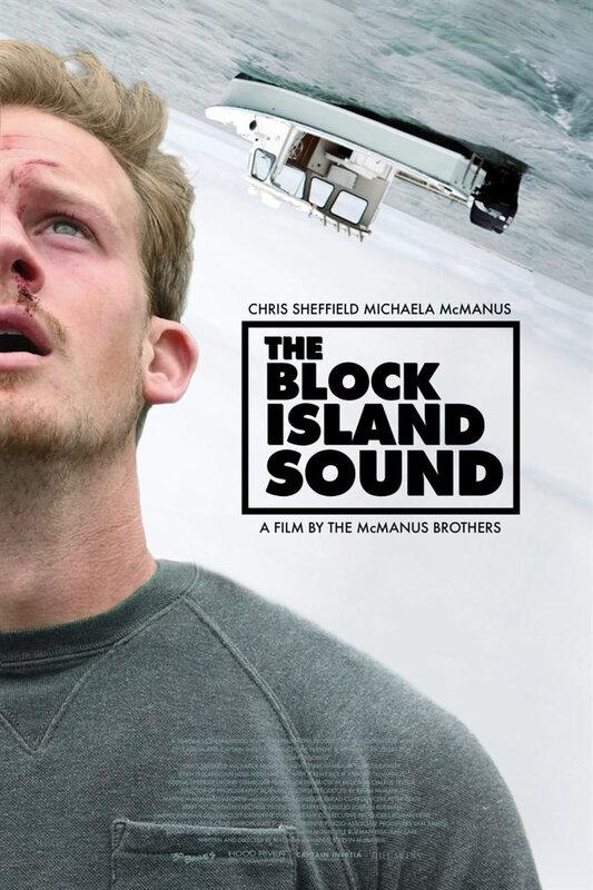 The Block Island Sound affiche