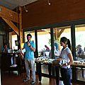 Golfy cup - dimanche 4 mai 2014 - la remise des prix