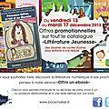 Du 13 au 17 décembre : promotion sur mes livres !