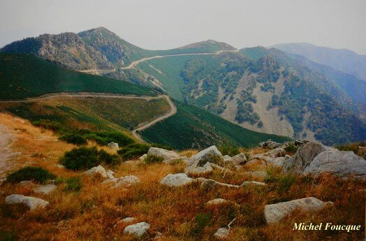 1512) Rando sur le Tanargue (Ardèche)