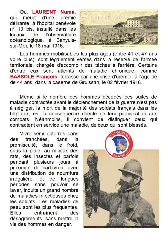 18) Les soldats malades et blessés - Page 3