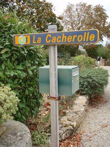 cacherolle