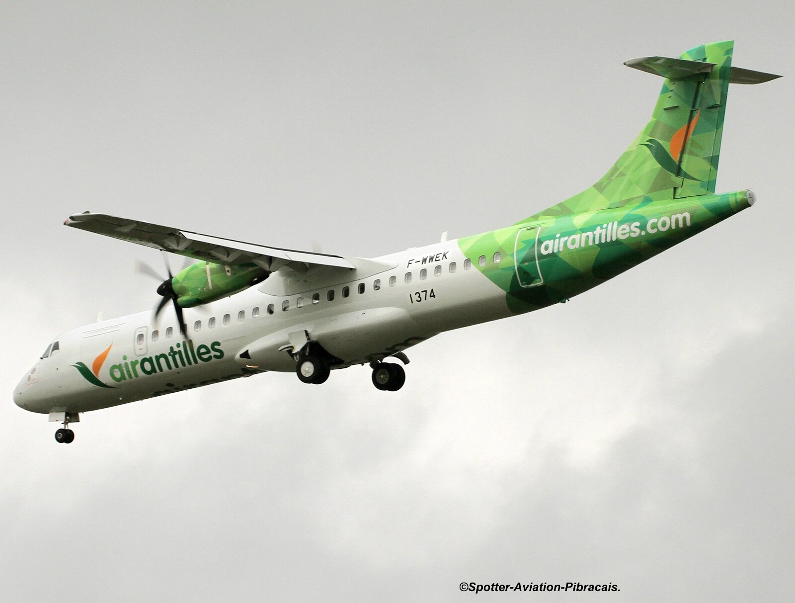 Air Antilles Express.