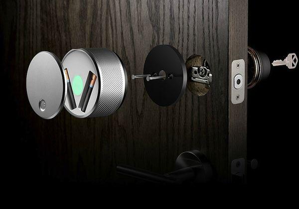 august smart lock 3