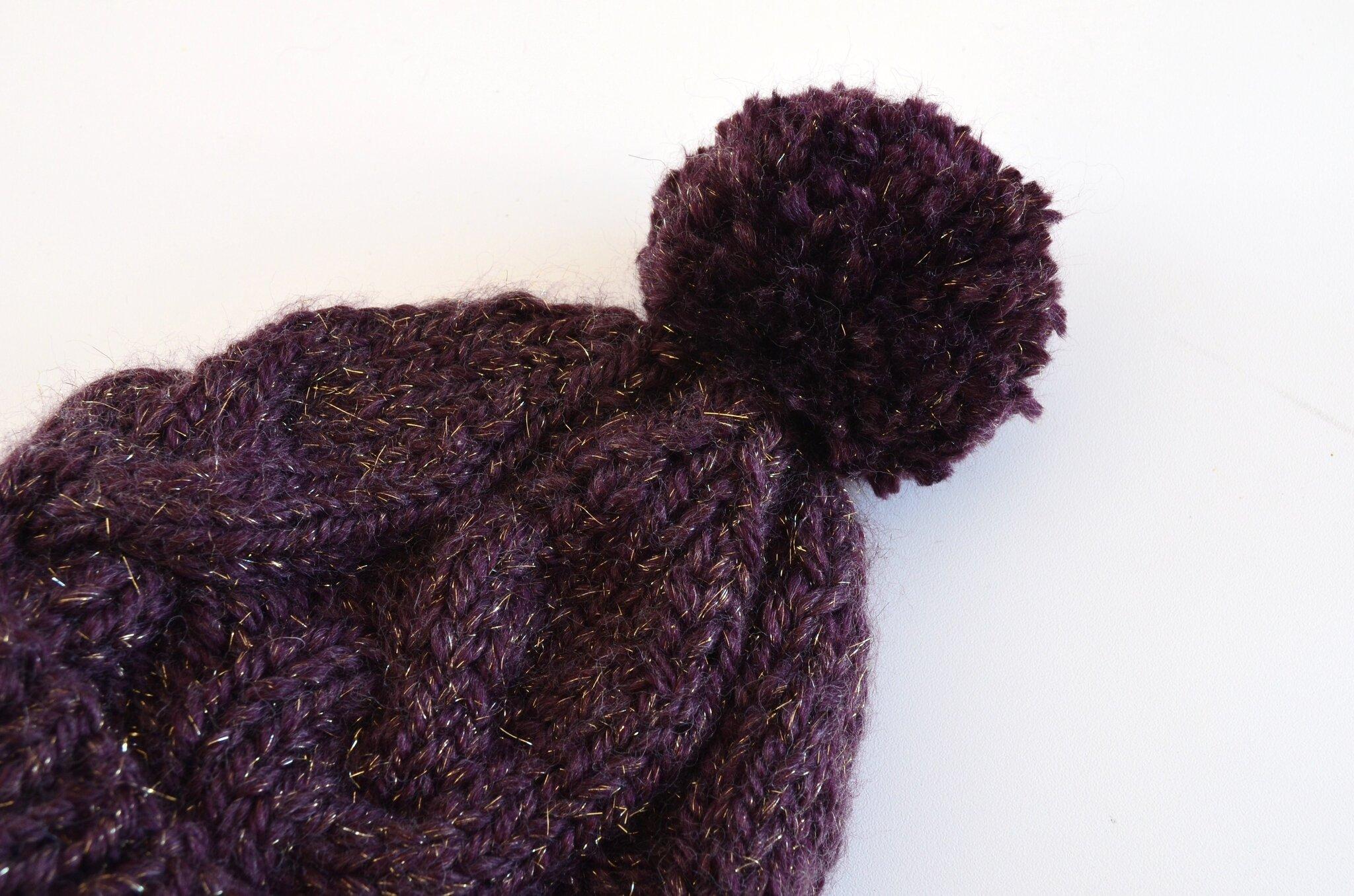 Mon bonnet, maxi chaleur... - La chouette bricole 1ad393eb408