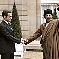 <b>Kadhafi</b> était un tyran sanguinaire. Je le croyais puis j'ai changé d'avis par Radija Benaissa