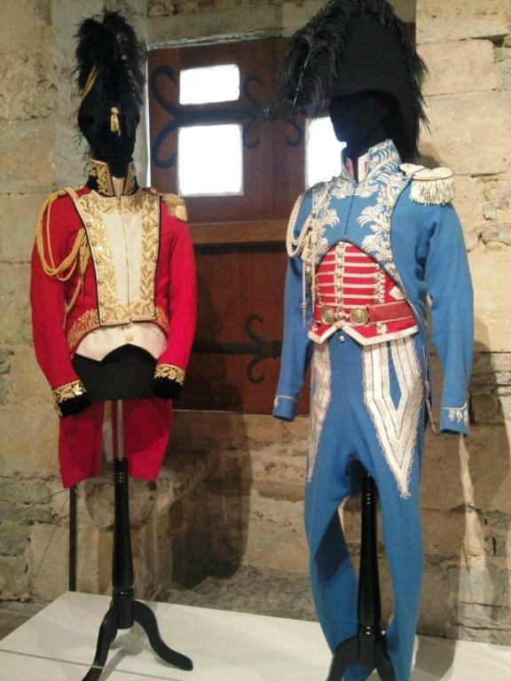 habits des généraux et maréchaux