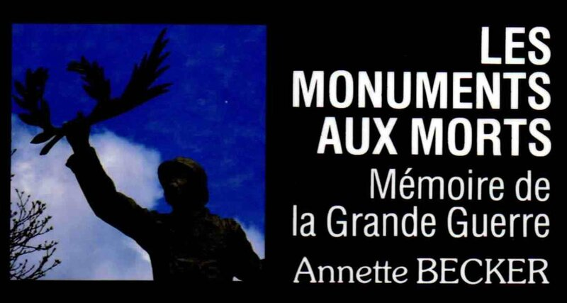 Les monuments aux morts Beckett