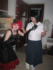 halloween party 011