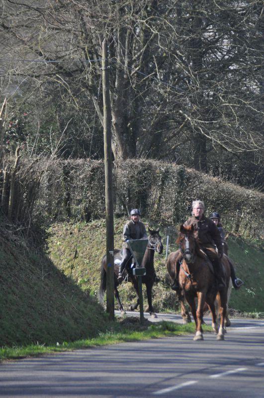 La Balade du Jambon - Balade à cheval dans le mortainais (27)