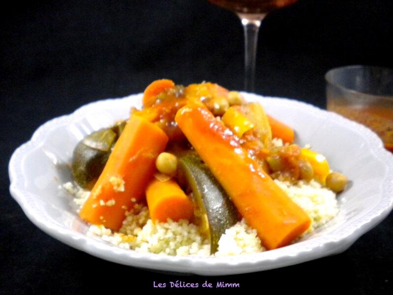 Couscous végétarien 3