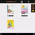 Les manuels scolaires édités par hachette education sur tablette