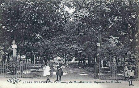 Square Géant 1920-25