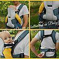 Le porte-bébé we de babybjörn {vidéo, avis et...surprise}