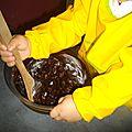 Un fondant chocolat ... la recette ...